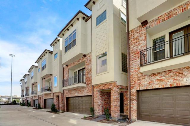 2211 Chenevert Street C, Houston, TX 77003 (MLS #88740970) :: Glenn Allen Properties