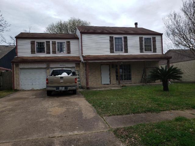 16706 Blairstone, Houston, TX 77084 (MLS #88749642) :: The Heyl Group at Keller Williams