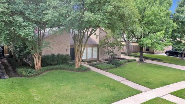 1554 Wood Lodge Drive, Houston, TX 77077 (MLS #88758098) :: Green Residential