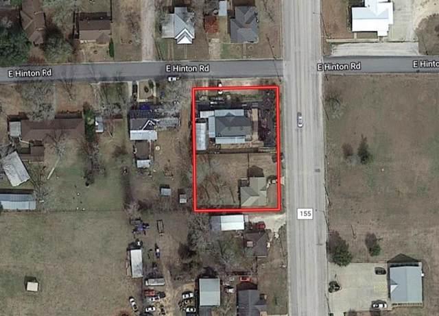 700 & 702 S Eagle Street, Weimar, TX 78962 (MLS #8876598) :: Guevara Backman