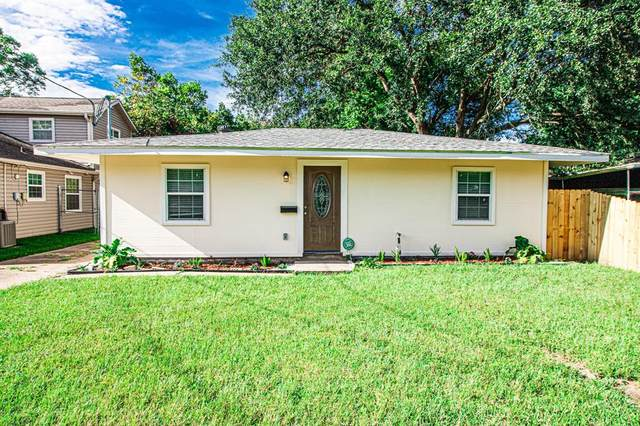 809 Avenue F, South Houston, TX 77587 (MLS #8878302) :: All Cities USA Realty