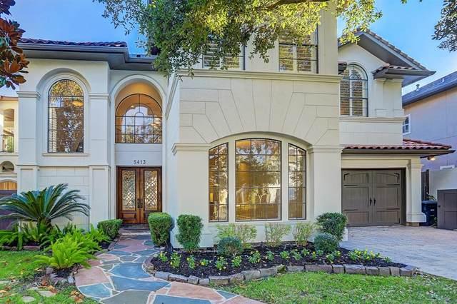 5413 Navarro Street, Houston, TX 77056 (MLS #88786212) :: The Home Branch