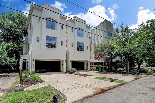 6129 Hamman Street A, Houston, TX 77007 (MLS #88804874) :: Green Residential
