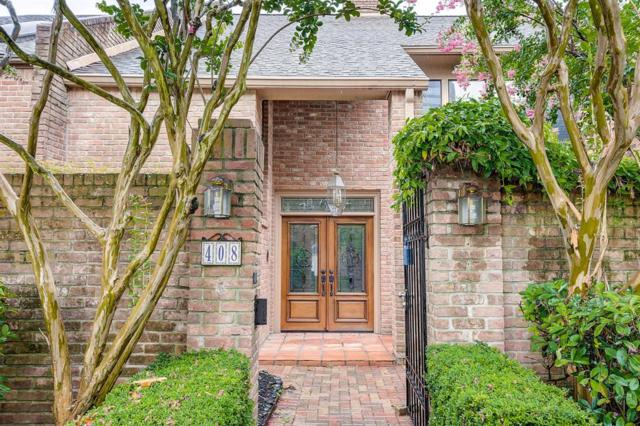 408 E Fair Harbor Lane, Houston, TX 77079 (MLS #88825134) :: The Johnson Team