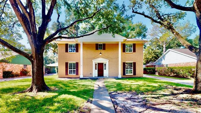 12523 Briar Forest Drive, Houston, TX 77077 (MLS #88825189) :: Lerner Realty Solutions