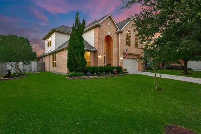 20801 Hixon Creek Drive, Porter, TX 77365 (MLS #88838750) :: The Heyl Group at Keller Williams