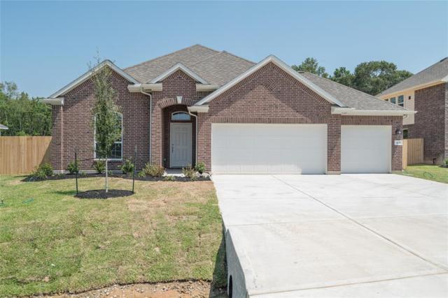 317 Burgundy Drive, Alvin, TX 77511 (MLS #88845740) :: Caskey Realty