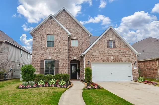 2511 Deerwood Heights Lane, Manvel, TX 77578 (#8884813) :: ORO Realty
