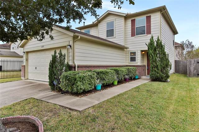 2854 Oriole Wood Court, Houston, TX 77038 (MLS #88848772) :: The SOLD by George Team