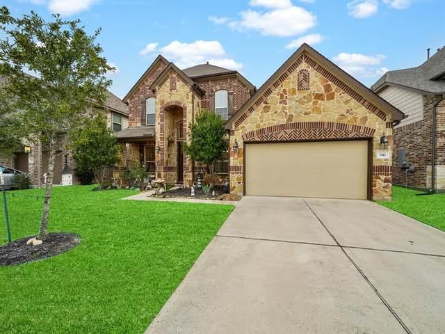 3311 Manzanita Lane, Manvel, TX 77578 (MLS #88861687) :: Christy Buck Team