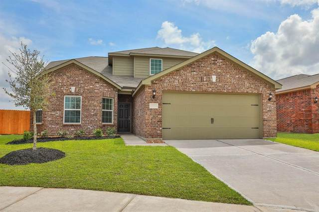 10793 Castle Rock Drive, Cleveland, TX 77328 (#88865241) :: ORO Realty