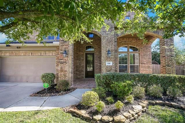 158 Jaxxon Pointe Court, Montgomery, TX 77316 (MLS #88894202) :: The Home Branch