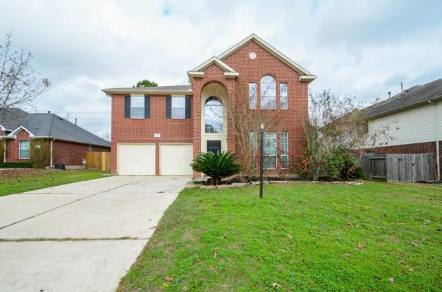 7414 Stonesfield Place, Spring, TX 77389 (MLS #88898047) :: See Tim Sell