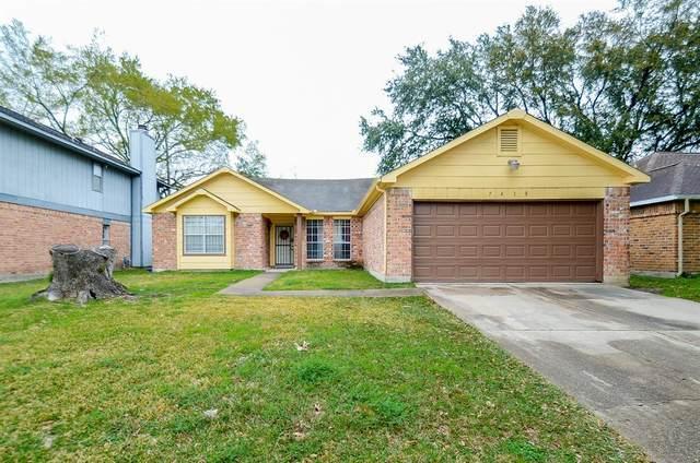 7418 Rogue River Drive, Houston, TX 77086 (MLS #8890215) :: Area Pro Group Real Estate, LLC
