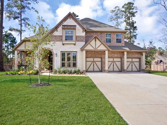 14026 S Evergreen Ridge Court, Conroe, TX 77384 (MLS #88904366) :: The Bly Team