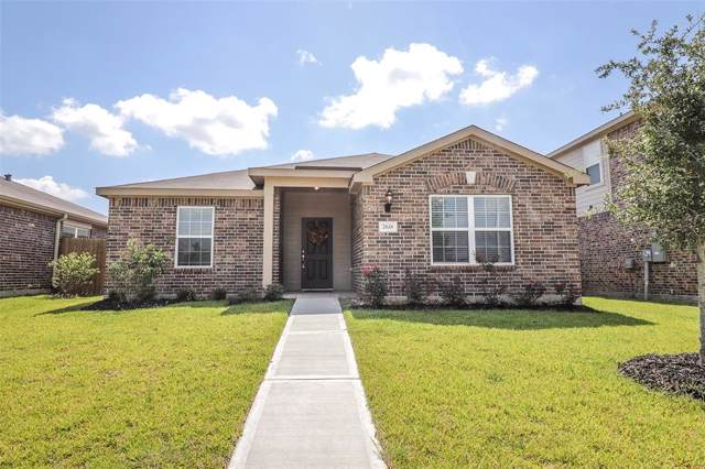 2618 Watersail Drive, Texas City, TX 77568 (MLS #88905279) :: The Sansone Group