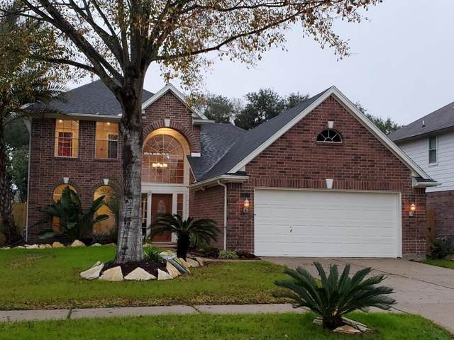 6507 Garden Canyon Drive, Katy, TX 77449 (MLS #88910462) :: The Bly Team