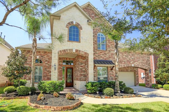2716 Rocky Springs Drive, Pearland, TX 77584 (MLS #88923991) :: The Queen Team