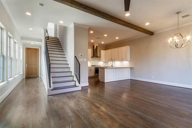 9406 Campbell Road I, Houston, TX 77080 (MLS #88924649) :: The Bly Team