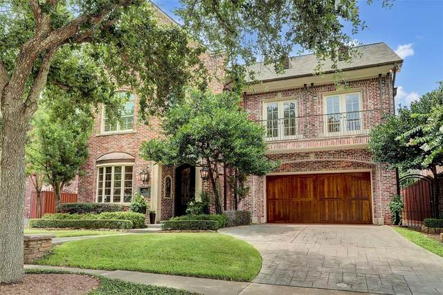 2918 Nottingham Street, West University Place, TX 77005 (MLS #88933574) :: Lerner Realty Solutions