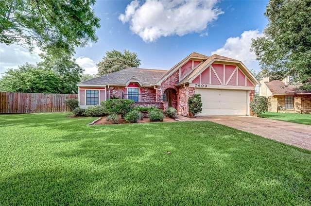 2603 Lazy Spring Court, Missouri City, TX 77489 (MLS #88936946) :: The Home Branch