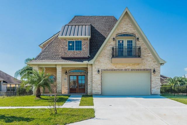 327 Twin Timbers Lane, Kemah, TX 77565 (MLS #88946326) :: The SOLD by George Team