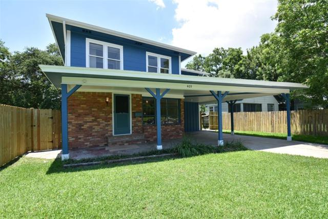 403 5th Avenue N, Texas City, TX 77590 (MLS #8894922) :: The SOLD by George Team