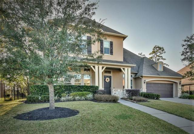 13919 Cole Point Drive, Humble, TX 77396 (MLS #88952285) :: Christy Buck Team