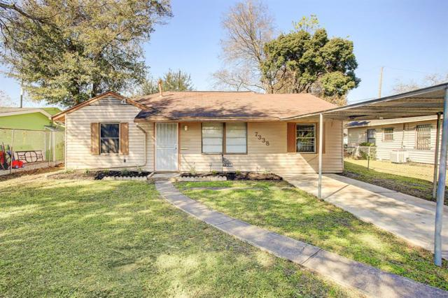 7338 Dunkirk Road, Houston, TX 77033 (MLS #88962802) :: The SOLD by George Team