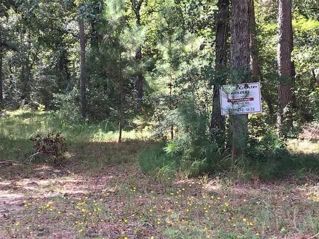 Lot 42 Deer Run, Conroe, TX 77316 (MLS #8896675) :: TEXdot Realtors, Inc.