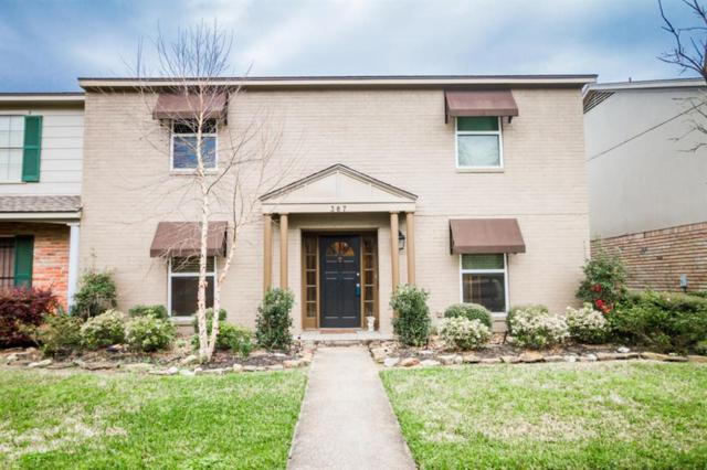 387 Georgetown Street, Beaumont, TX 77707 (MLS #88966827) :: Texas Home Shop Realty