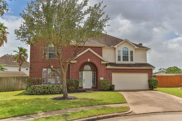 16611 Dawson Mill Court, Houston, TX 77095 (MLS #88981060) :: The Jennifer Wauhob Team