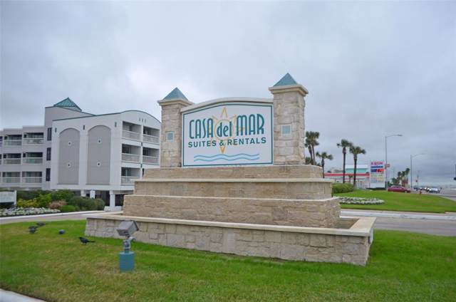 6102 Seawall Boulevard #189, Galveston, TX 77551 (MLS #88982932) :: Ellison Real Estate Team