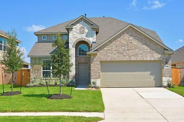 5035 Spring Terrace Lane, Rosharon, TX 77583 (MLS #88997572) :: Texas Home Shop Realty