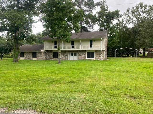 202 Country Club Road, Liberty, TX 77575 (MLS #89006592) :: Connect Realty