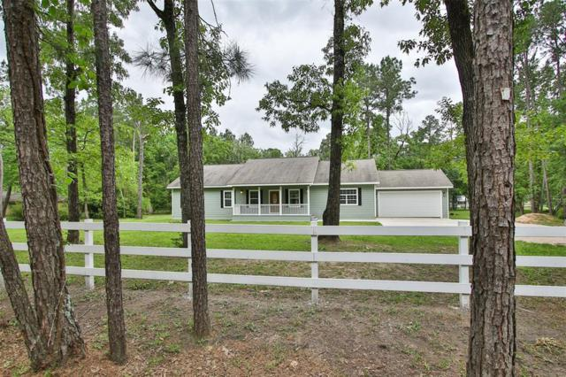 23675 Joseph Road, Hockley, TX 77447 (MLS #89011679) :: Texas Home Shop Realty