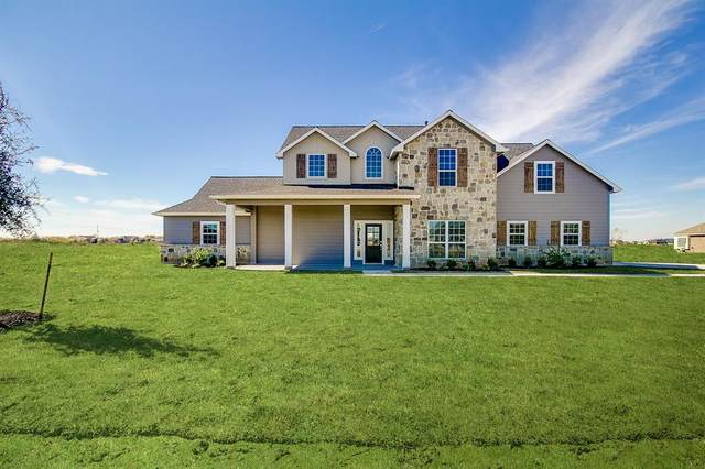 17414 Haley Court, Rosharon, TX 77583 (MLS #89020133) :: The SOLD by George Team