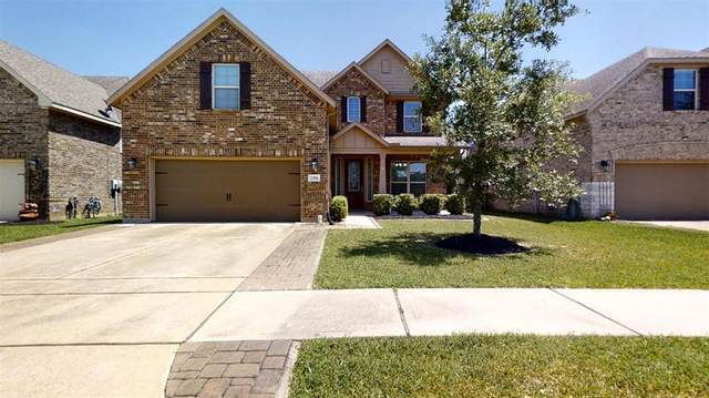 21806 Mt Hunt Drive, Spring, TX 77388 (MLS #89022980) :: Connect Realty