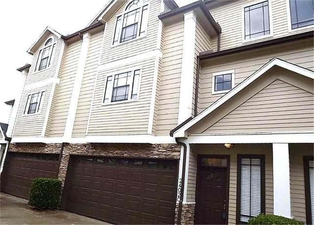 2402 Calumet Street C, Houston, TX 77004 (MLS #89030454) :: Texas Home Shop Realty