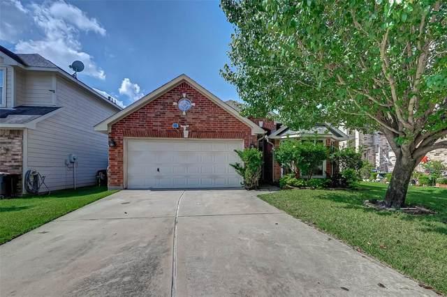 12307 Warrenwood Drive, Houston, TX 77066 (MLS #89032103) :: The Freund Group