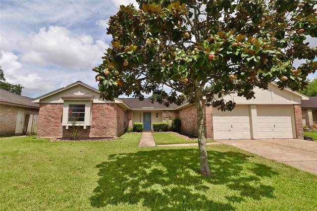 3002 Heritage House Drive, Webster, TX 77598 (MLS #89034227) :: The Sold By Valdez Team