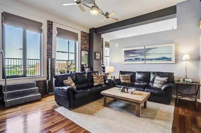 915 Franklin Street 8N, Houston, TX 77002 (MLS #8904639) :: Connect Realty
