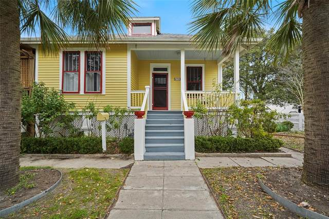 4702 Avenue Q, Galveston, TX 77551 (MLS #89053258) :: The Wendy Sherman Team