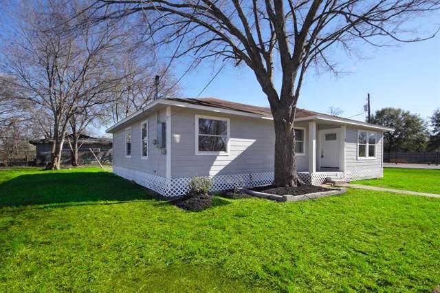 5522 Bacher Street, Houston, TX 77028 (MLS #89067755) :: Bay Area Elite Properties