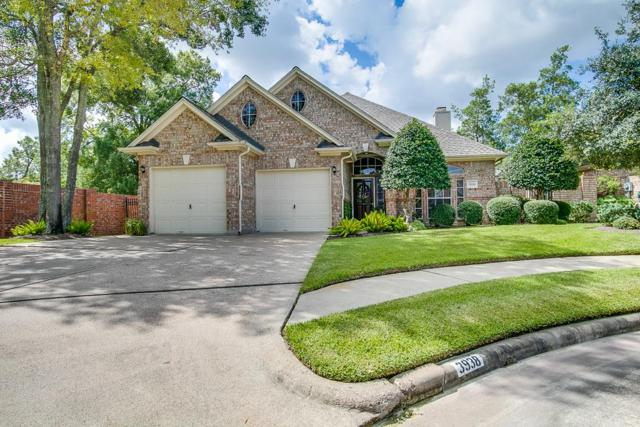 3938 Fordham Park Court, Pasadena, TX 77058 (MLS #89070741) :: The SOLD by George Team