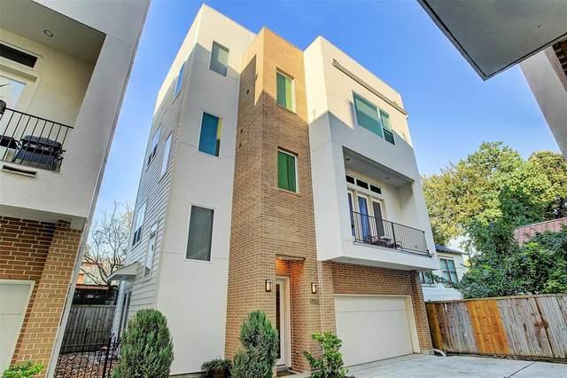 1703 Goliad Street, Houston, TX 77007 (MLS #8908217) :: Texas Home Shop Realty