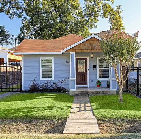 706 E 29th Street, Houston, TX 77009 (MLS #89087280) :: The Home Branch