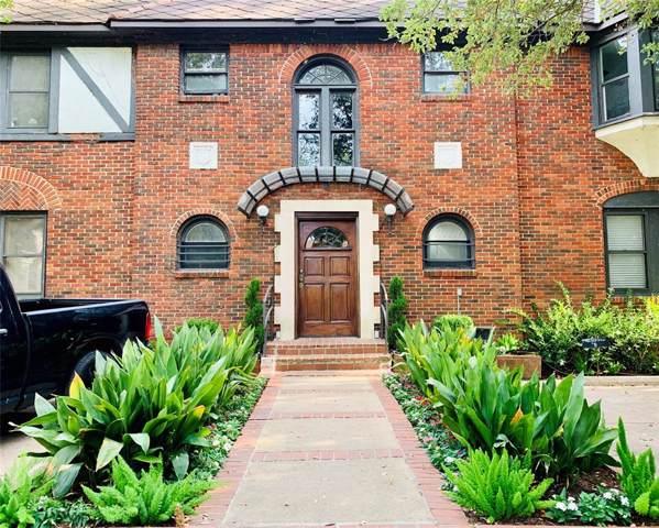 429 Hawthorne Street #3, Houston, TX 77006 (MLS #89089305) :: The Heyl Group at Keller Williams