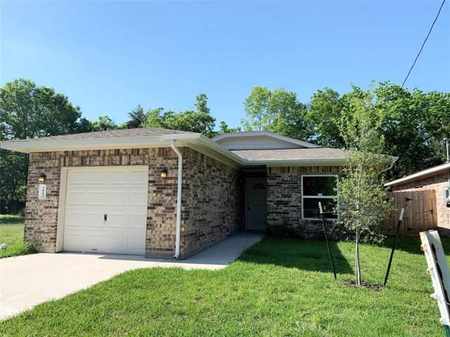 7965 Hanna Street, Houston, TX 77028 (MLS #89098009) :: Texas Home Shop Realty