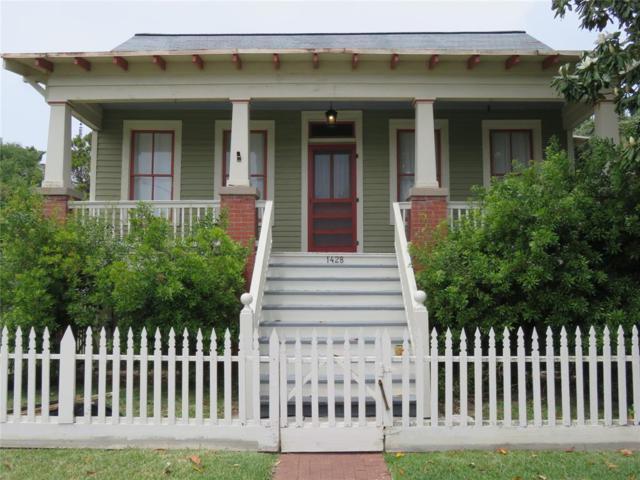 1428 Avenue L, Galveston, TX 77550 (MLS #89116699) :: Texas Home Shop Realty